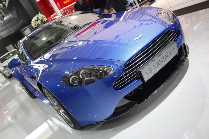Asti Martin V8 S vantajoso fotografia de stock
