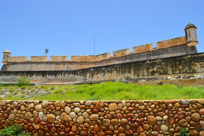 Astillo DE San Antonio de la Eminencia stock foto's