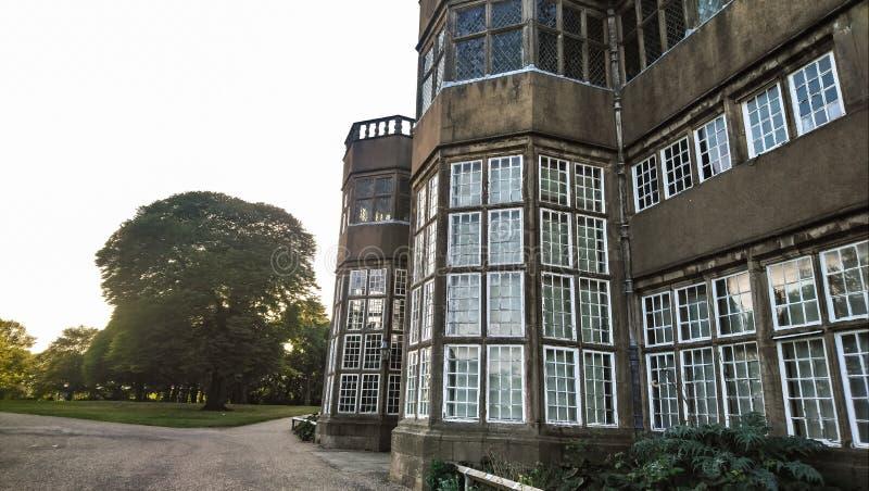 Astley hall royalty free stock photo