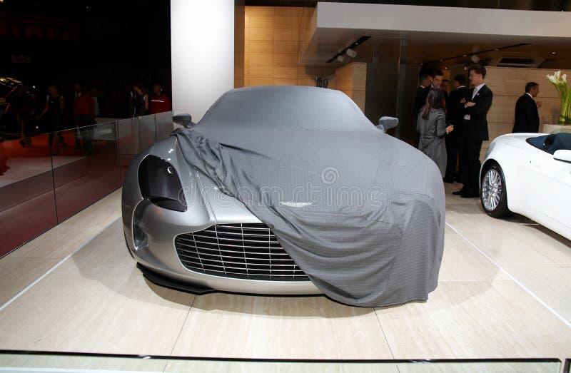 Aston Martin 177 fotografía de archivo