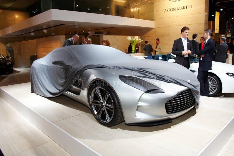 Aston Martin 177 imagen de archivo libre de regalías