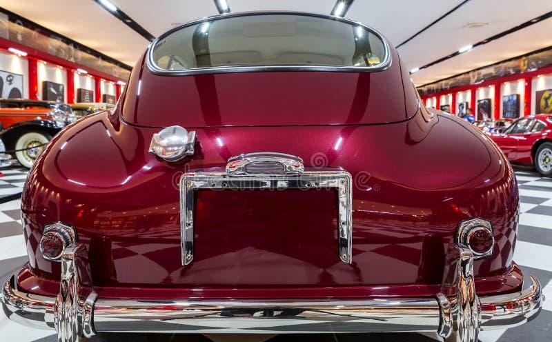 Aston Martin classico d'annata DB2 fotografia stock