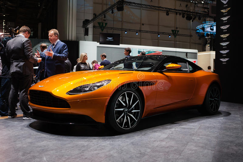 Aston Martin DB11 photo stock