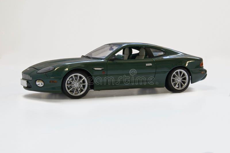 Aston Martin DB7 fotografia stock