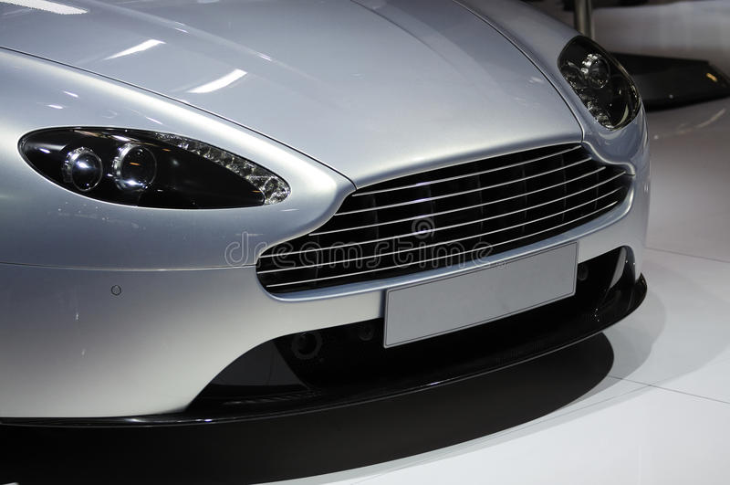 Download Aston Martin Sport Car stock photo. Image of industry - 25510584