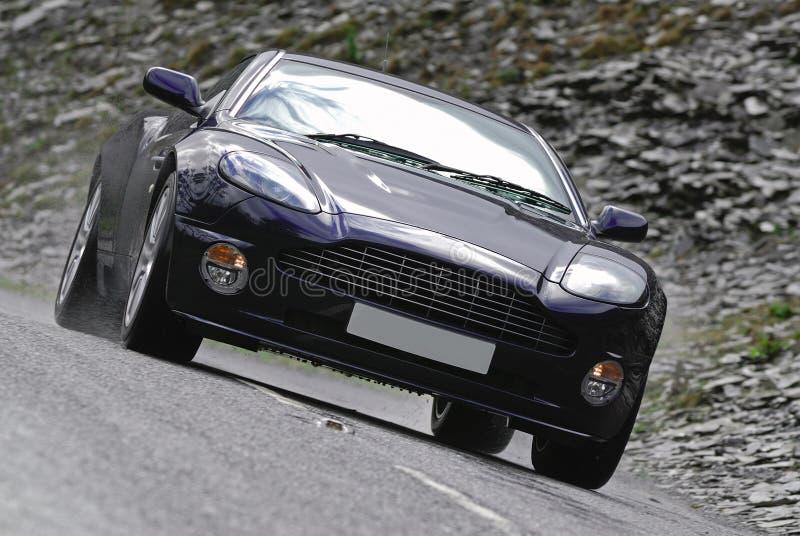 Aston Martin Vanquish S royalty free stock images