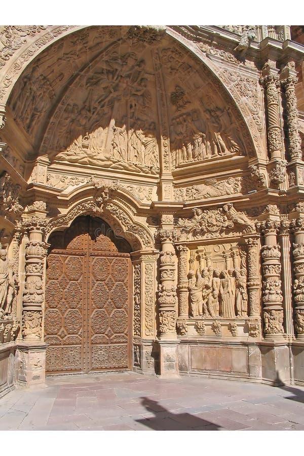 Download Astorga cathedral stock photo. Image of craftsmanship, front - 174220