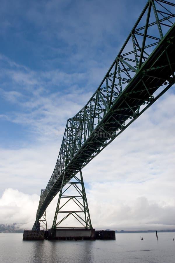 Download Astoria-Megler Bridge stock photo. Image of spans, bridge - 465164