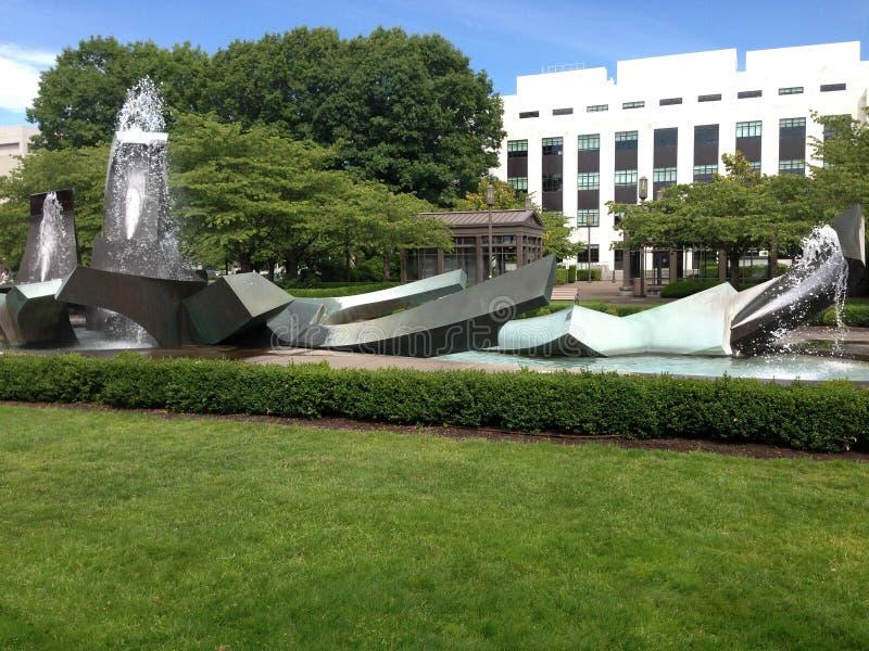 Astoria Oregon fotografie stock