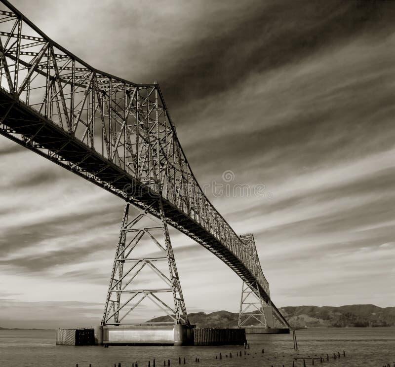 Download Astoriabromegler fotografering för bildbyråer. Bild av infrastruktur - 505889