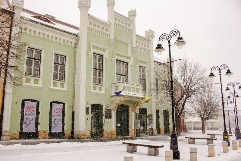 Astra Museum royalty-vrije stock foto's