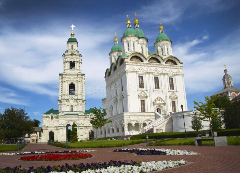 Astracã kremlin, Rússia foto de stock