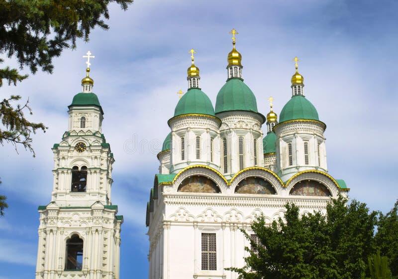 Astracã kremlin, Rússia fotografia de stock royalty free
