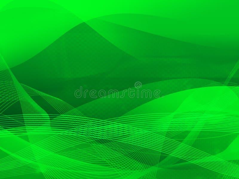 Download Astratto raffreddi le onde illustrazione di stock. Illustrazione di colori - 3881593