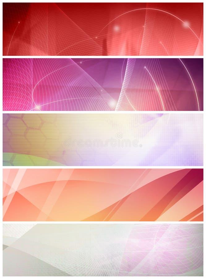 Download Astratto raffreddi le onde illustrazione di stock. Illustrazione di movimenti - 7312918