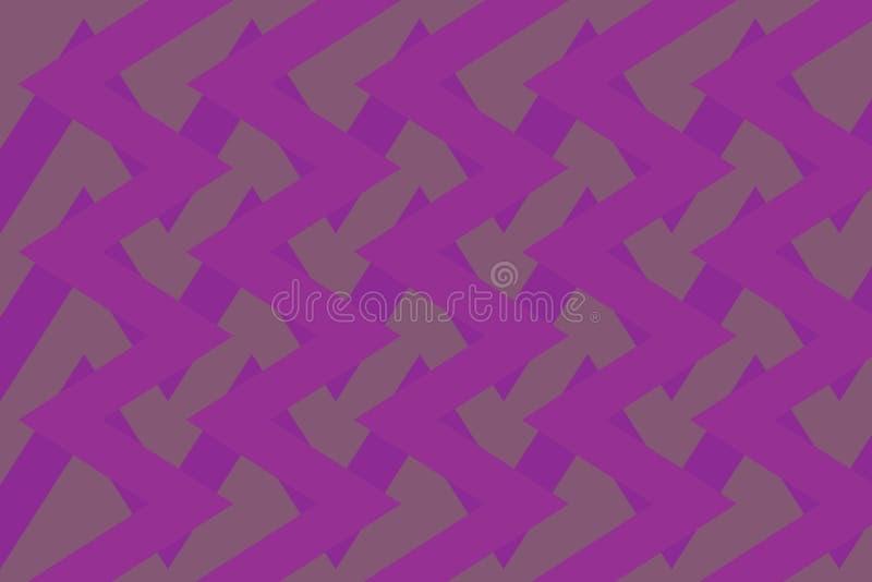 Astrazione adorabile, fondo fine, originale, giusto di colore rosa! illustrazione di stock