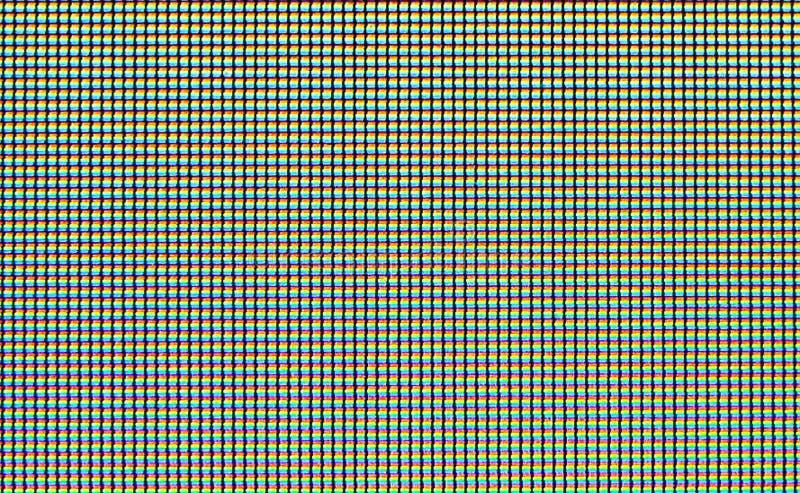 Astrazione dei pixel fotografia stock