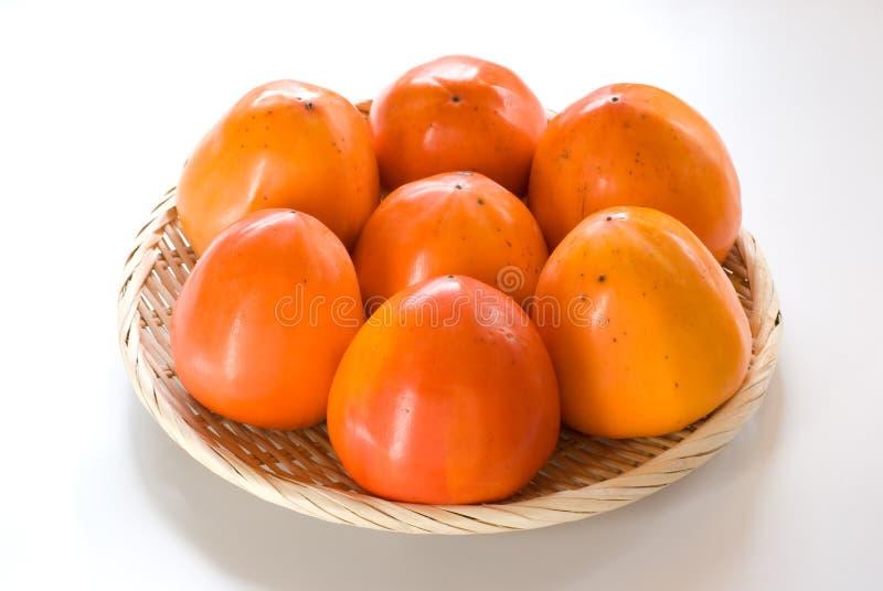 astringent persimmon zdjęcie royalty free