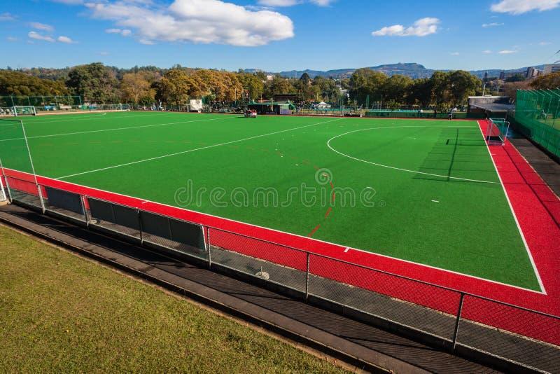Astro Hockey Field Editorial Photography
