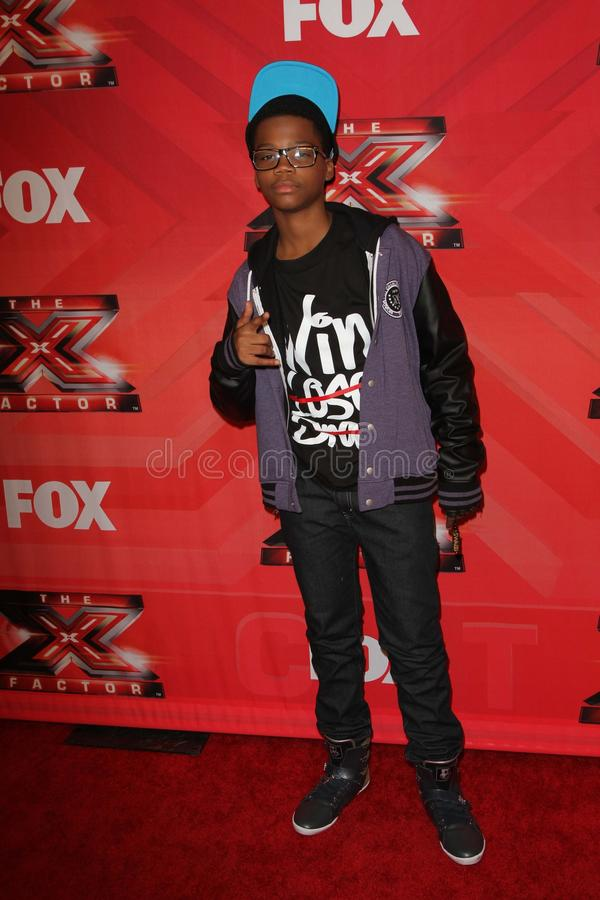 Download Astro At The X Factor Season Finale, CBS Television City, Los Angeles, CA 12-22-11 Editorial Photography - Image: 23341147