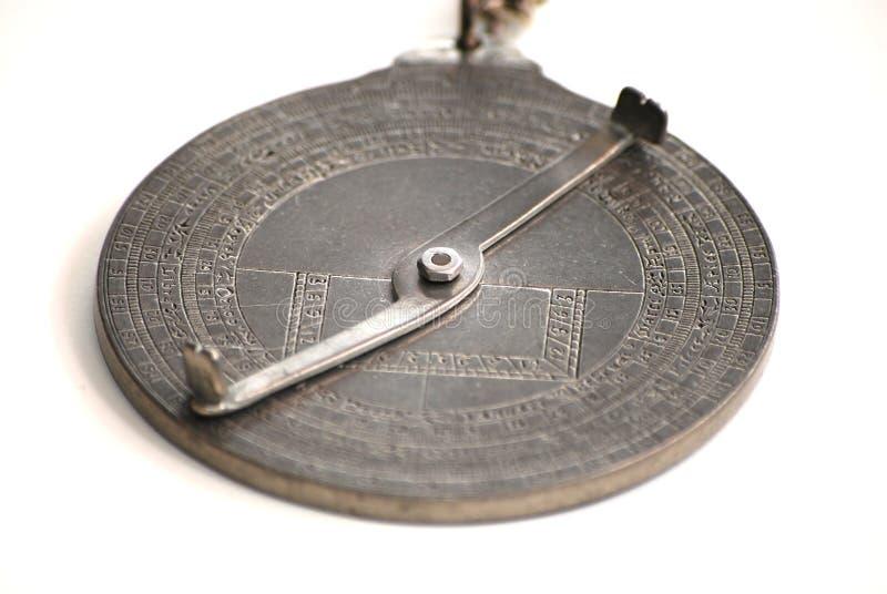 astrolabium 3 royaltyfri foto
