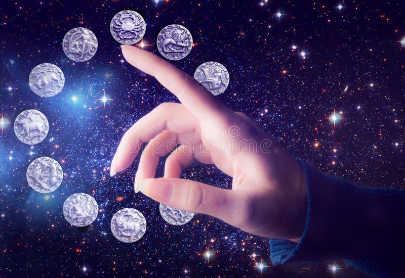 Astrologia immagini stock