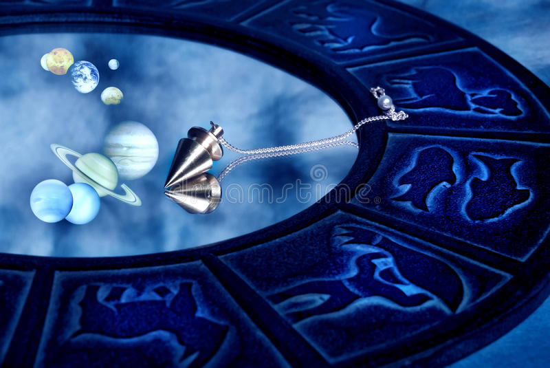 Astrologie lizenzfreie stockfotos