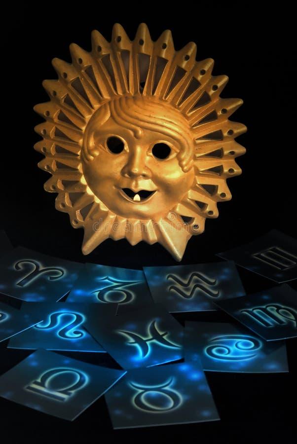 Astrologie royalty-vrije stock fotografie