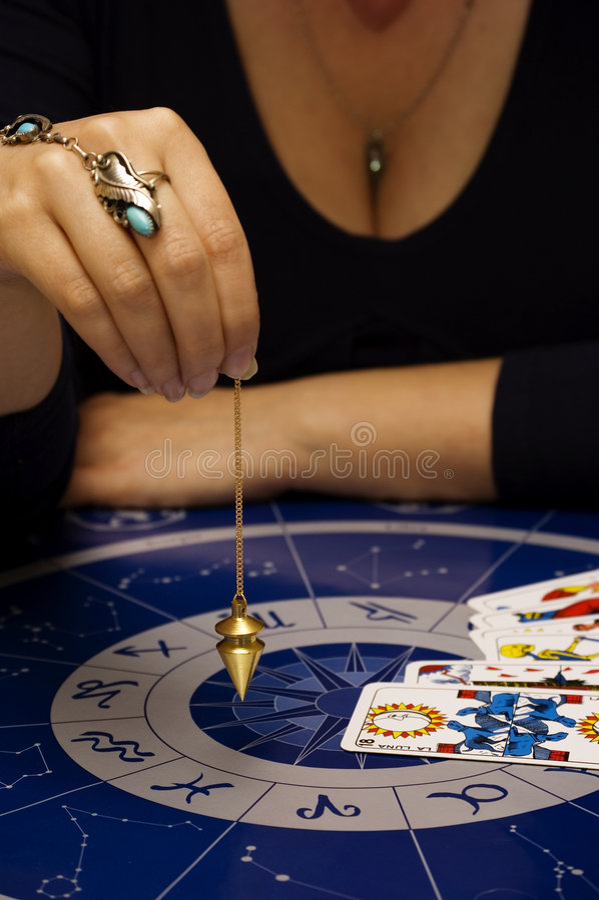 Astrologo immagini stock