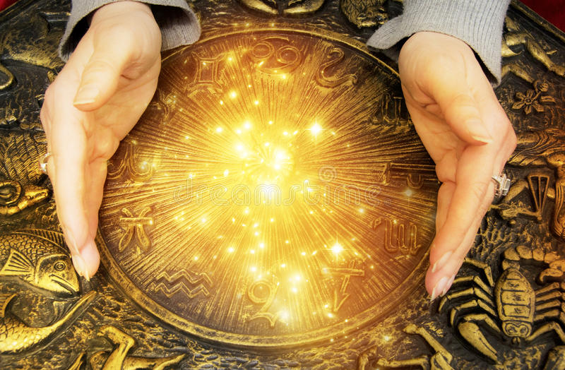 Astrology royalty free stock photography