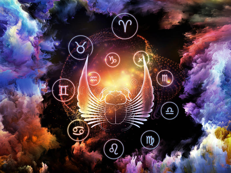 Download Astrology Backdrop stock photo. Image of astrology, composition - 26022160