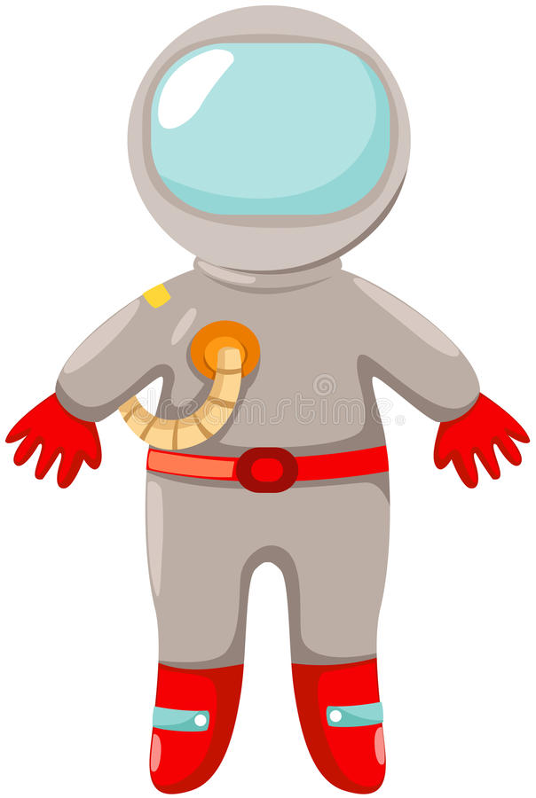 Download Astronaut stock vector. Image of background, character - 23067733