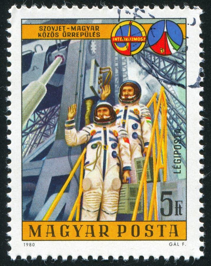 Astronaut lizenzfreies stockbild
