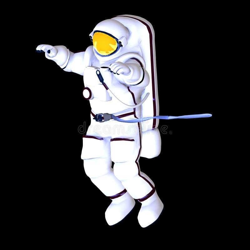 Free Astronaut Royalty Free Stock Photo - 9692705