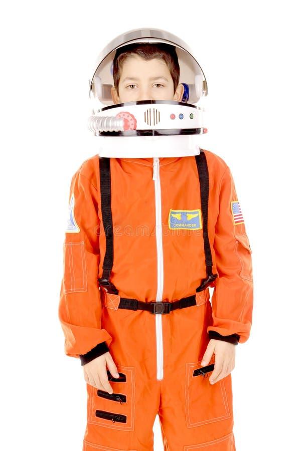 Astronauta fotografía de archivo