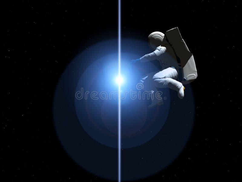 Astronauta 44 libre illustration