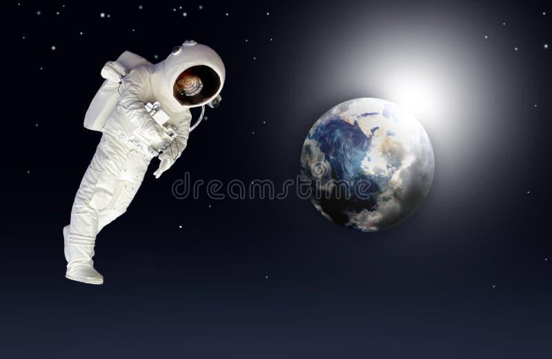 Astronauta imagen de archivo libre de regalías