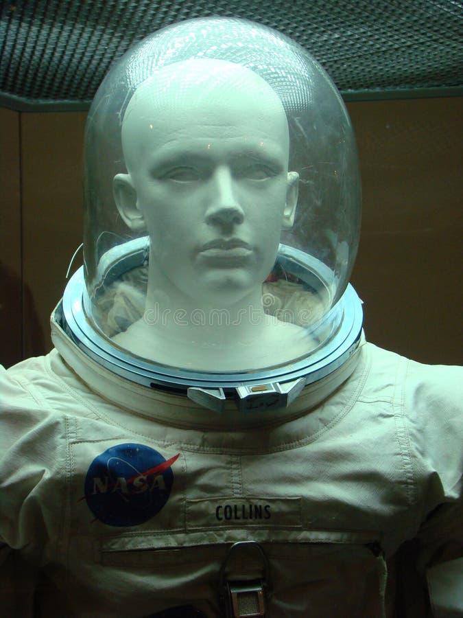 astronautdräktöverlevnad royaltyfri foto