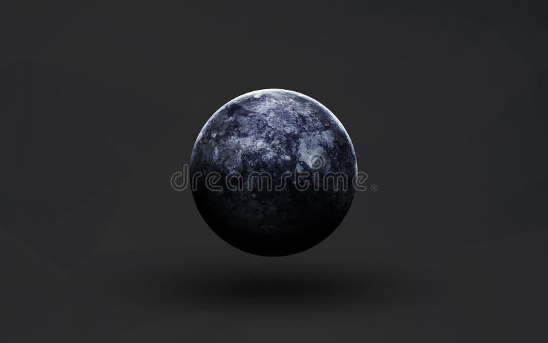 Astronautycznej nauki fikci wizerunek Ten wizerunku elementy meblujący NASA obrazy stock