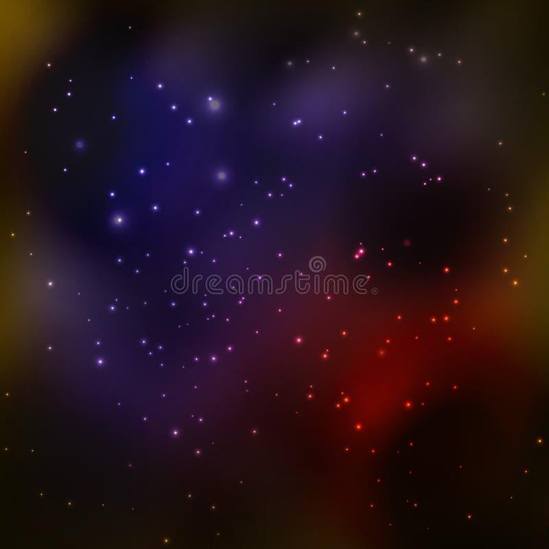 Astronautyczny tło obrazy stock
