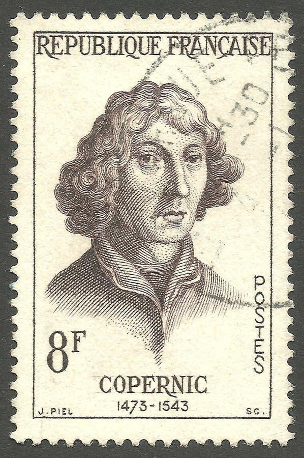Astronomes, Copernic photo stock