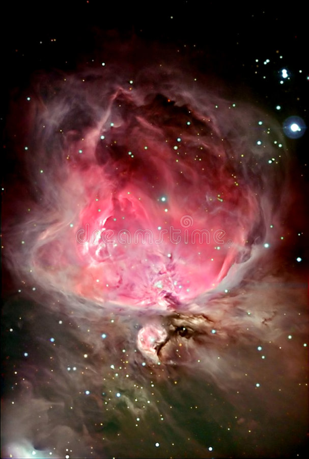 Astronomia fotografia de stock