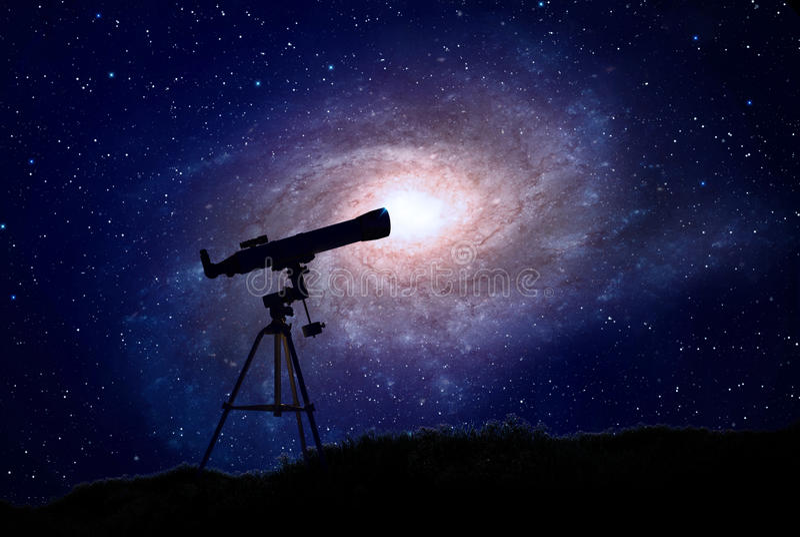 Astronomia fotografia de stock royalty free