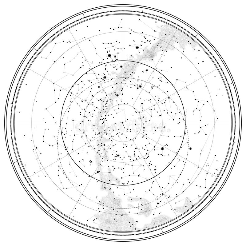 Celestial Navigation Stock Illustrations – 225 Celestial Navigation