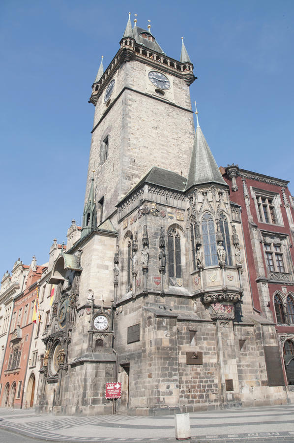 Download Astronomical Clock stock photo. Image of clock, tower - 39508010