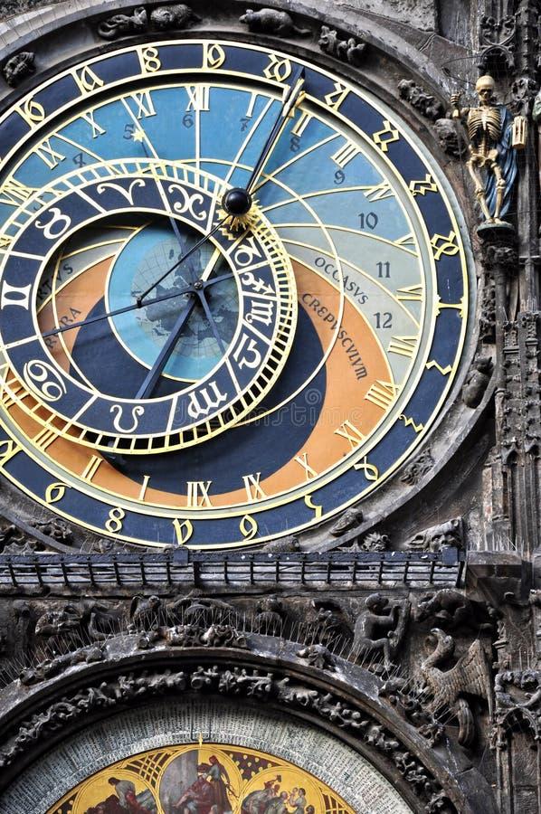 astronomiczny zegar zdjęcie royalty free