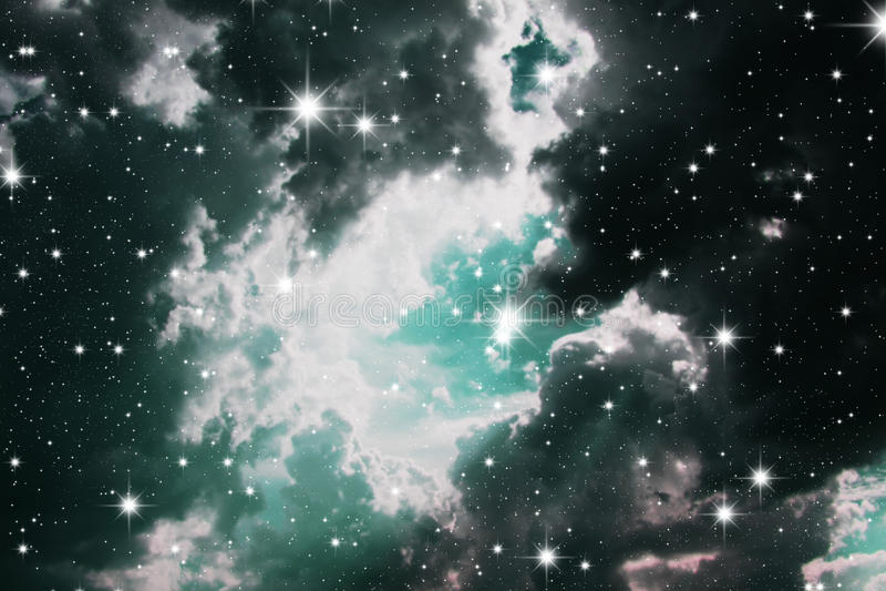 Astronomie illustration stock