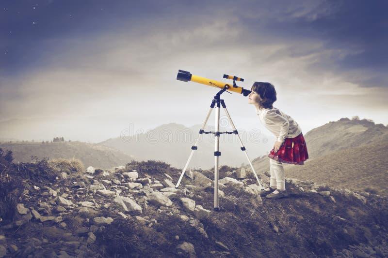Astronomie stock afbeeldingen