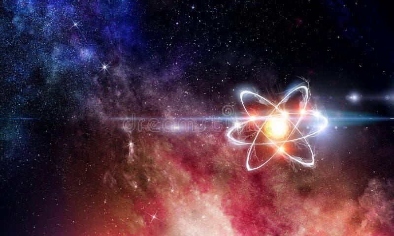 Astronomii pojęcia tło zdjęcie royalty free