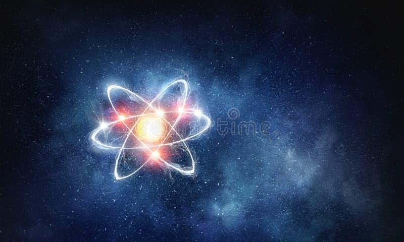 Astronomii pojęcia tło obraz royalty free